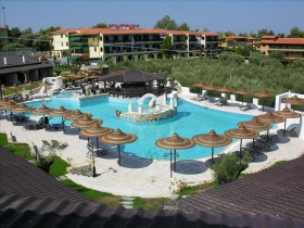 Athena Pallas Village 5*-Sithonia
